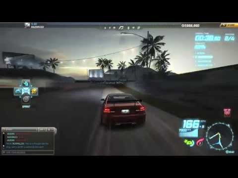 Need For Speed World: BMW M3 E92 GTS Part 4