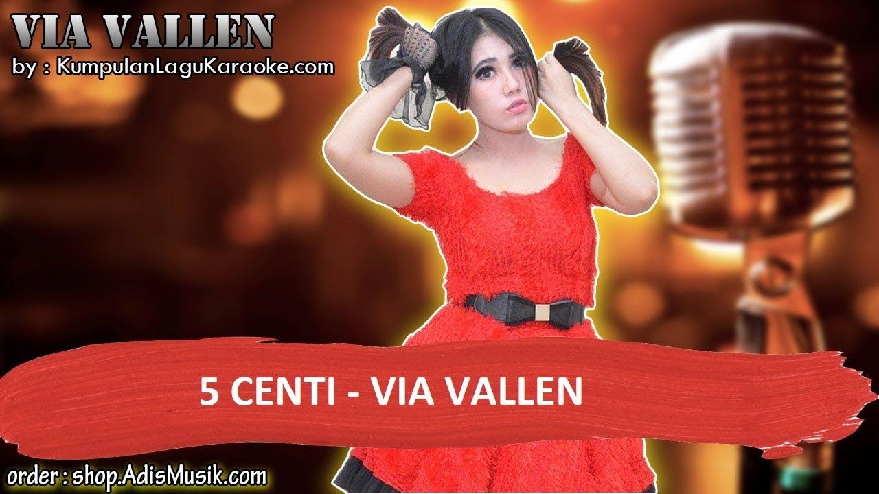 5 CENTI -  VIA VALLEN Karaoke