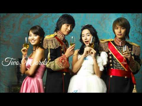 Princess Hours OST - Two Words - Jung Jae Wook & The One