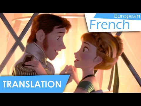 Love is an open door (EU French) Subs + Trans