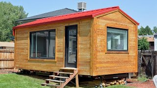 Luxurious Denver Tiny Home - Lots Of Space And Natural Light   Living Design For A Tiny House