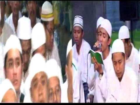 ya 'alim bihali, ala yallah binadzro, lakum busyro Majlis Maulid Al Habsyi Kedanyang 2013