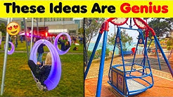 The Most Creative Park Ideas 😍💕