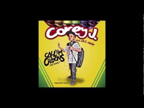 Corey J. aka Lil C-Note 99 JAMS WJMI COMMERCIAL