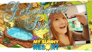 ►Gehobener Stil◄ Let's Play My Sunny Resort #034
