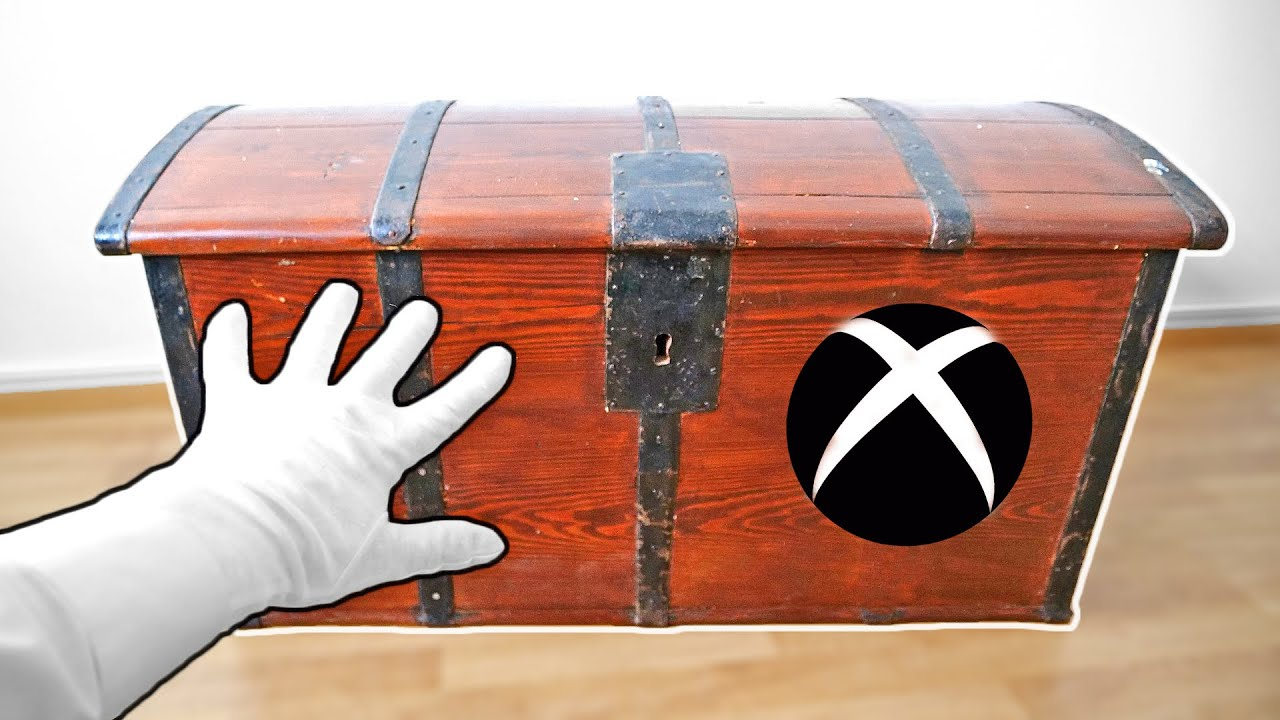 Custom XBOX SERIES X Console Unboxing!
