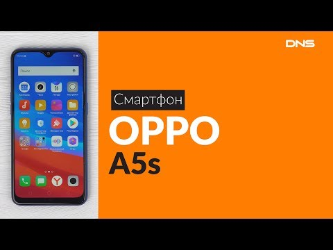 Распаковка смартфона OPPO A5s / Unboxing OPPO A5s