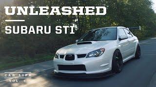 Car Life: Unleashed – 600WHP Subaru STI – SingularEntity.com