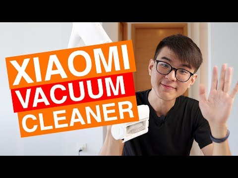 Xiaomi Mi Handheld Vacuum Cleaner Product Unboxing (2019)