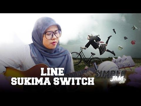 Line - Sukima Switch / Naruto Shippuden (Malays Version)  Acoustic Cover