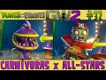 Plants vs. Zombies Garden Warfare 2 #32 - Carnívoras x All-Stars [60 FPS]