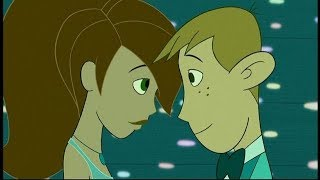 Kim and Ron's Prom Kiss - So the Drama Ending