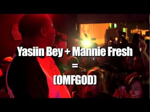 Mannie Fresh & Yasiin Bey (Mos Def) Debut New Songs at SXSW 2013