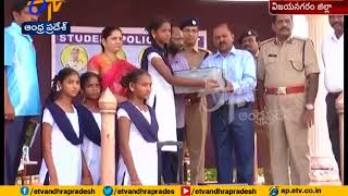 Student Of Police Cadet System   Grooming Students into A Responsible Youth