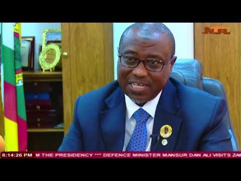 NNPC Oil and Gas Forum Week  01 /01 /2019