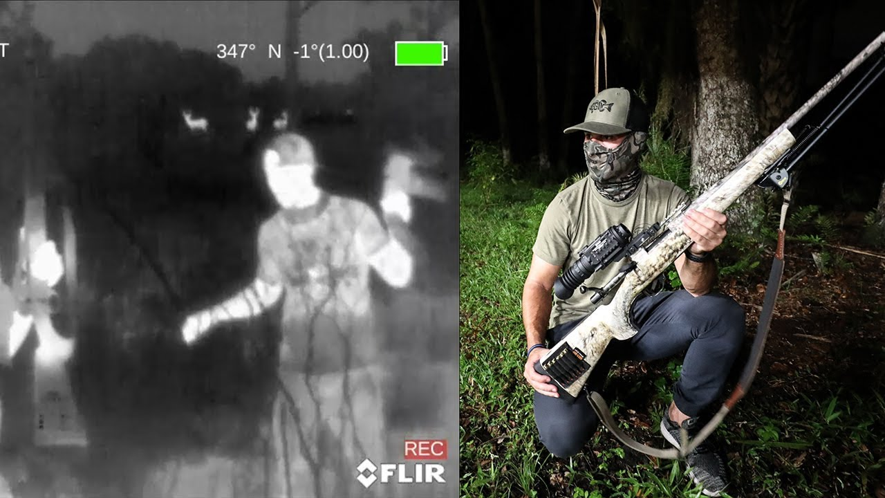 exploring-forrest-at-midnight-with-thermal-vision-panther