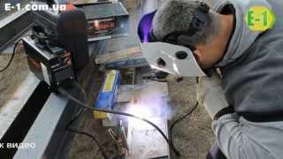 Видео обзор сварочного аппарата Дніпро-М ММА-250-B мини отзывы(Видео обзор сварочного инвертора подготовлен сайтом