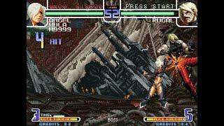 The King Of Fighters 2002 Magic Plus 3 - Random TeamPlay (TAS)