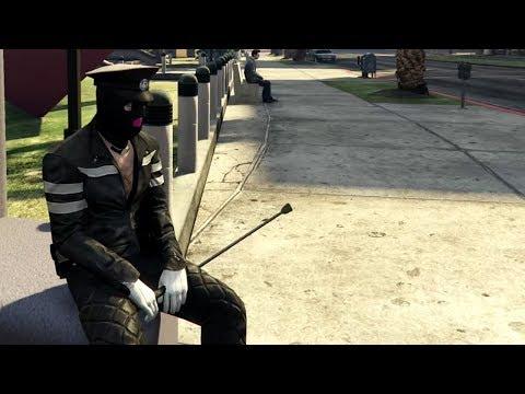 Мэддисон играет в GTA RP - Сектанты episode 2