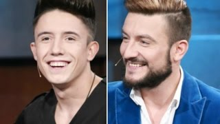 """Bracia Kwiatkowscy zaśpiewali hit Celine Dion """"My heart will go on"""""""