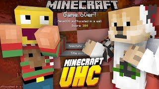 ZGINĘLIŚMY NA UHC, CO DALEJ?!  | Minecraft UHC z NEXE
