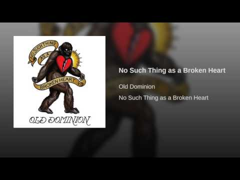 No Such Thing as a Broken Heart