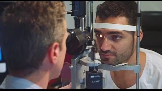 What's it like to have LASIK Eye Surgery?
