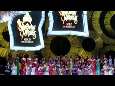 2013 Binibining Pilipinas Gold Coronation Night