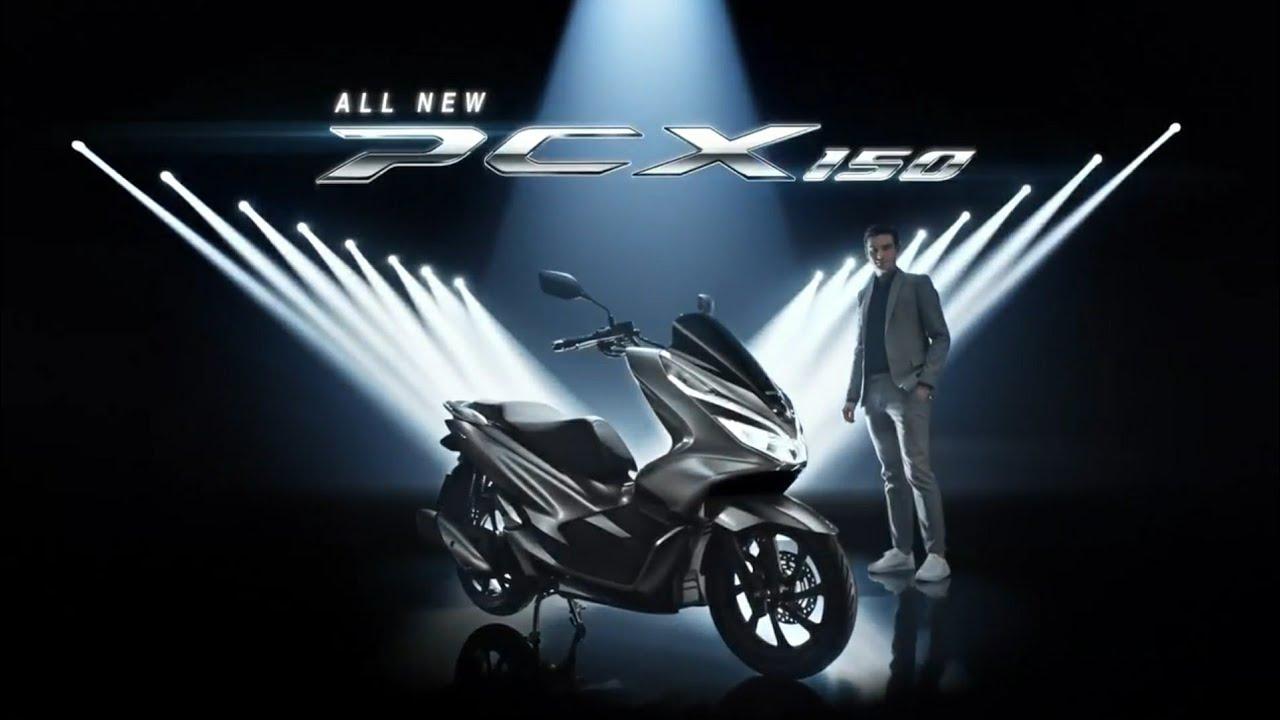 All new Honda pcx 150 2018