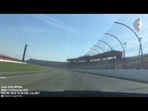 991 GT3 at Auto Club Speedway Speed Ventures