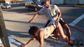The Official Yiken   Yiking Bay Area Dance Video (Twerk + Yike Stand) @PricelessDaROC