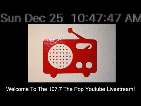 1077 The Pop streamDec2516CHRISTMAS DAY!!!!