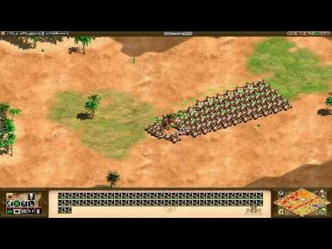 Age Of Empires II Coop Gameplay 10.000 pop cap limit [NL] [Dutch Commentary]