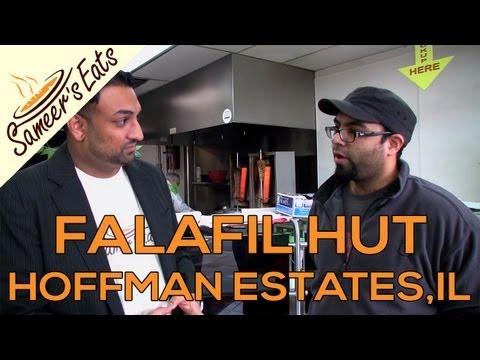 Falafil Hut, Hoffman Estates, IL - Sameer's Eats