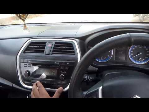 Car audio nexa s-cross