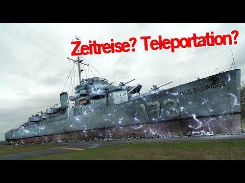 Das Philadelphia Experiment - Was geschah mit der USS Eldridge? | MythenAkte