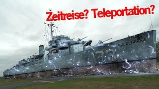 Das Philadelphia Experiment - Was geschah mit der USS Eldridge? | MythenAkte