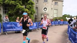 Ironman 70.3 Staffordshire 2015, England