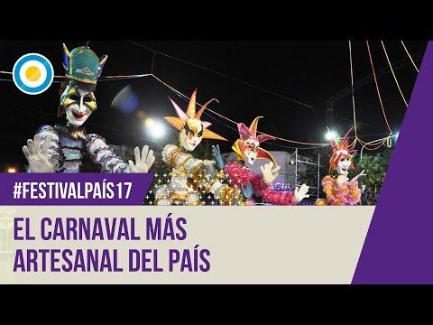 Festival País 17' - Carnaval De Lincoln (1 De 2)