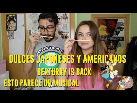 PROBANDO DULCES | BERRY ft. BERTUS