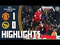 Highlights | Manchester United 1-0 Young Boys | Late Fellaini Winner Sends The Reds Through