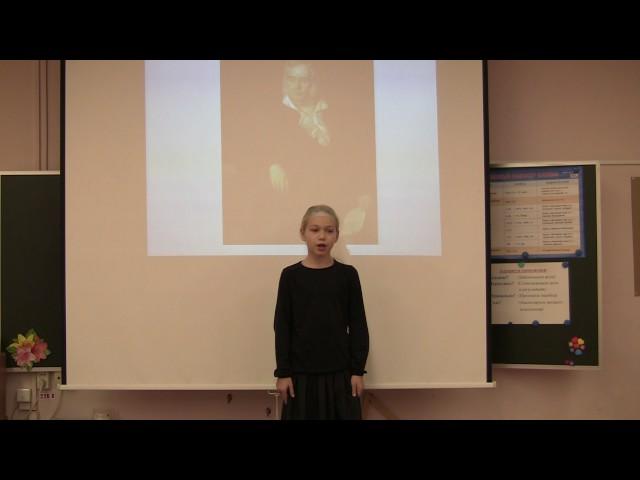 Изображение предпросмотра прочтения – ЕлизаветаЧистякова читает произведение «Мартышка и очки» И.А.Крылова