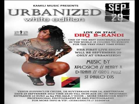 KAMILI MUSIC Presents URBANIZED white edition, 29th Sept, 2012.
