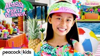 Transform Your Backyard into a Beach Party! | ALYSSA THE PARTY PLANNER