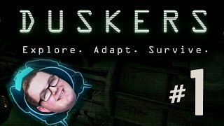 Me and My Drones   Duskers Ep. 1