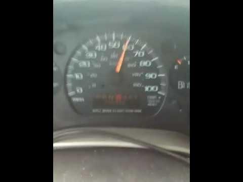 GM 400k Mile Car
