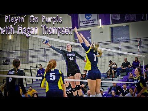 Playin' On Purple with Megan Thompson