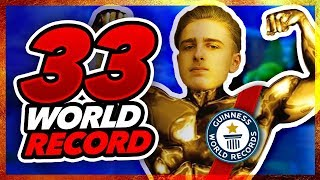 WORLD RECORD 33 KILLS SAISON 9 (or massif)