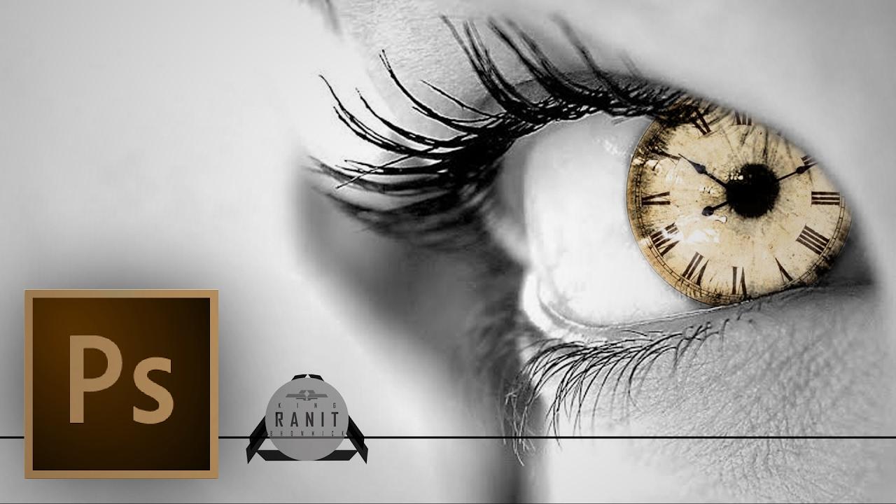 kurumis eyes photoshop tutorial date a live kurumi