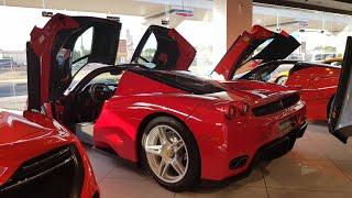 Ferrari Enzo engine sound